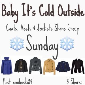Sunday Jackets Group